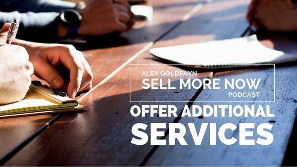 Grow Sales Immediately By Offering Additional Products & Services