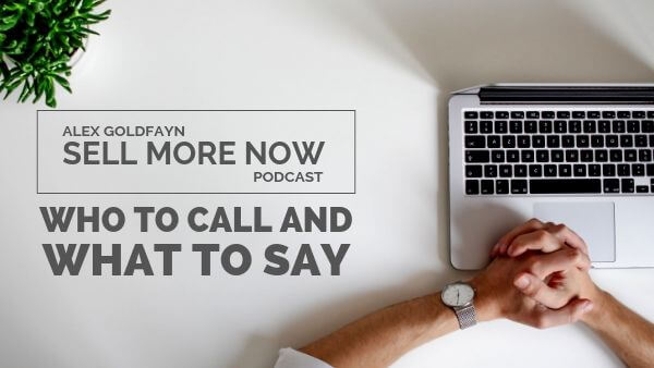 The Long Lost Telephone Part 2: Who to Call & What To Say